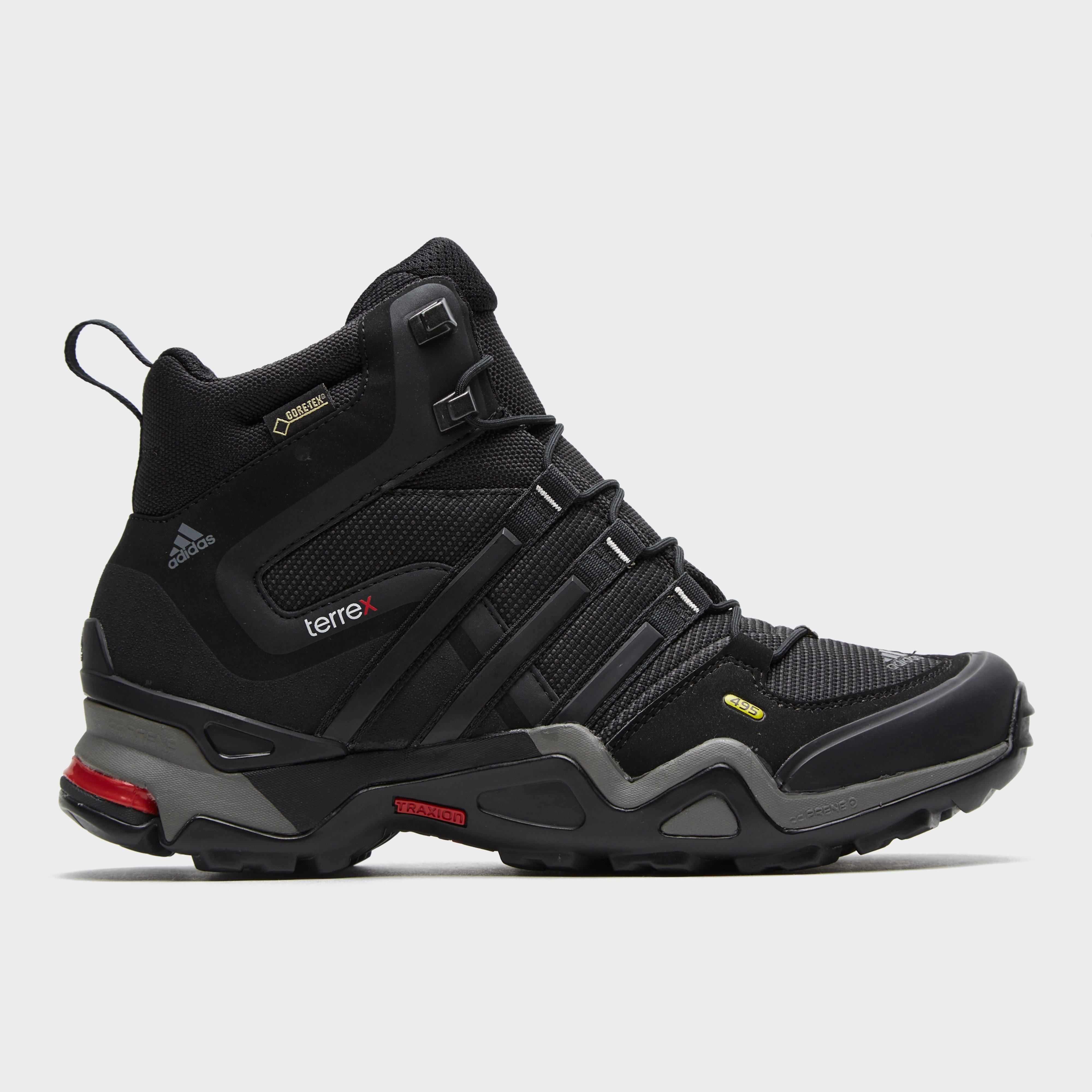 Adidas Mens Terrex Fast X GORETEX High Boot Black
