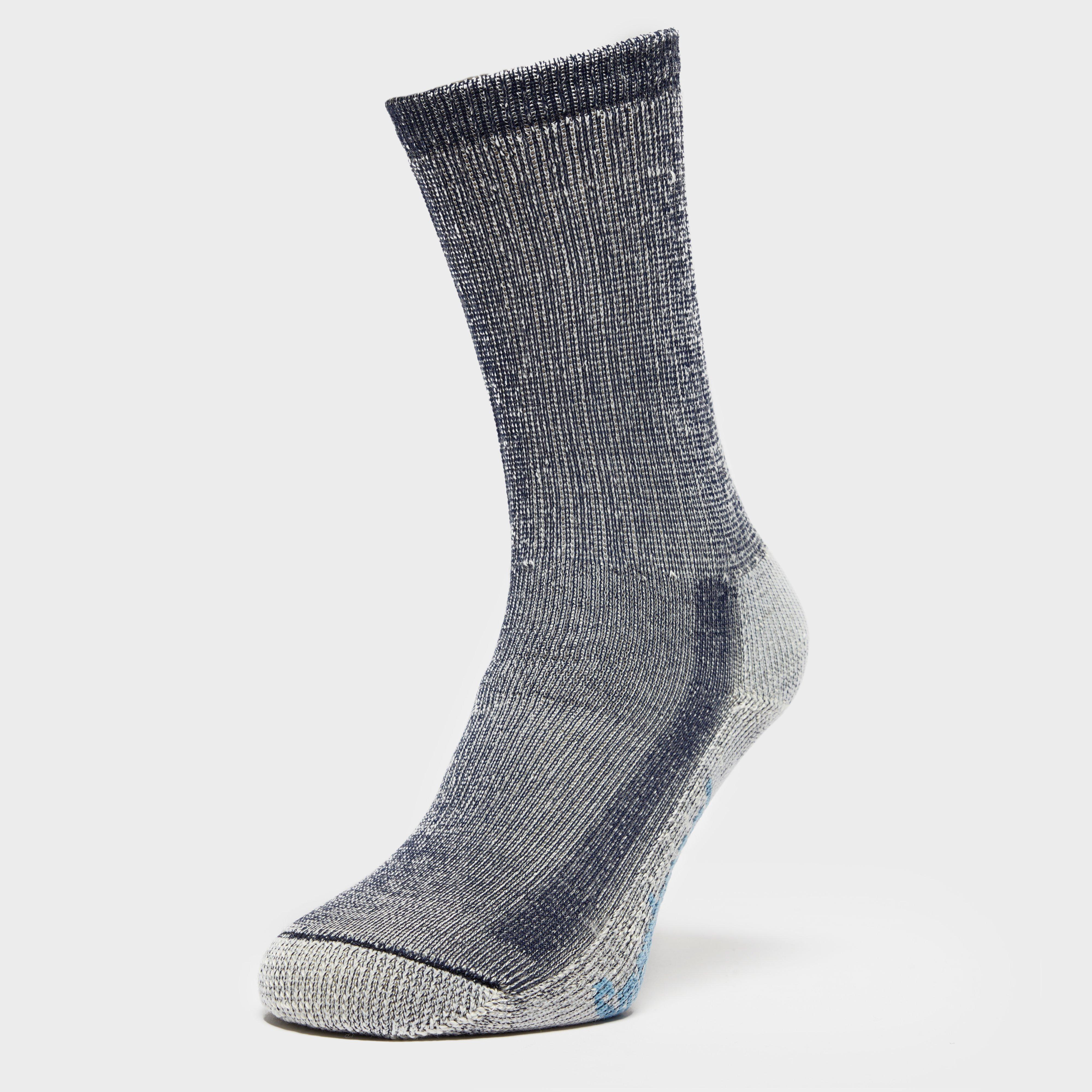 Smartwool Women's Hiking Medium Crew Socks, Grey