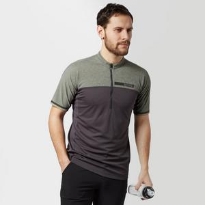 adidas Men's Climachill Half Zip T-Shirt