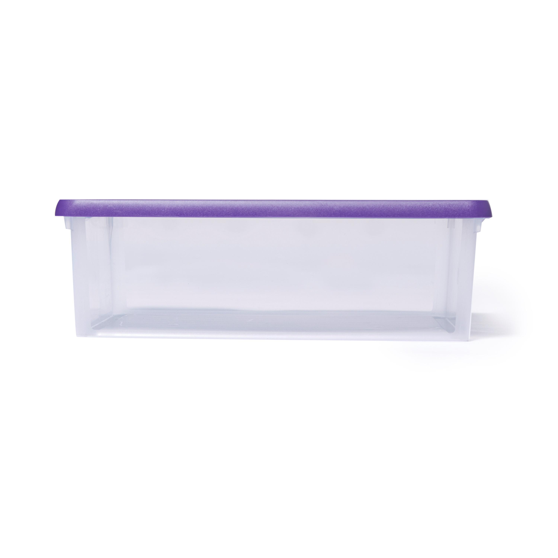 Wham Whambox Storage Box 23.5L, Purple