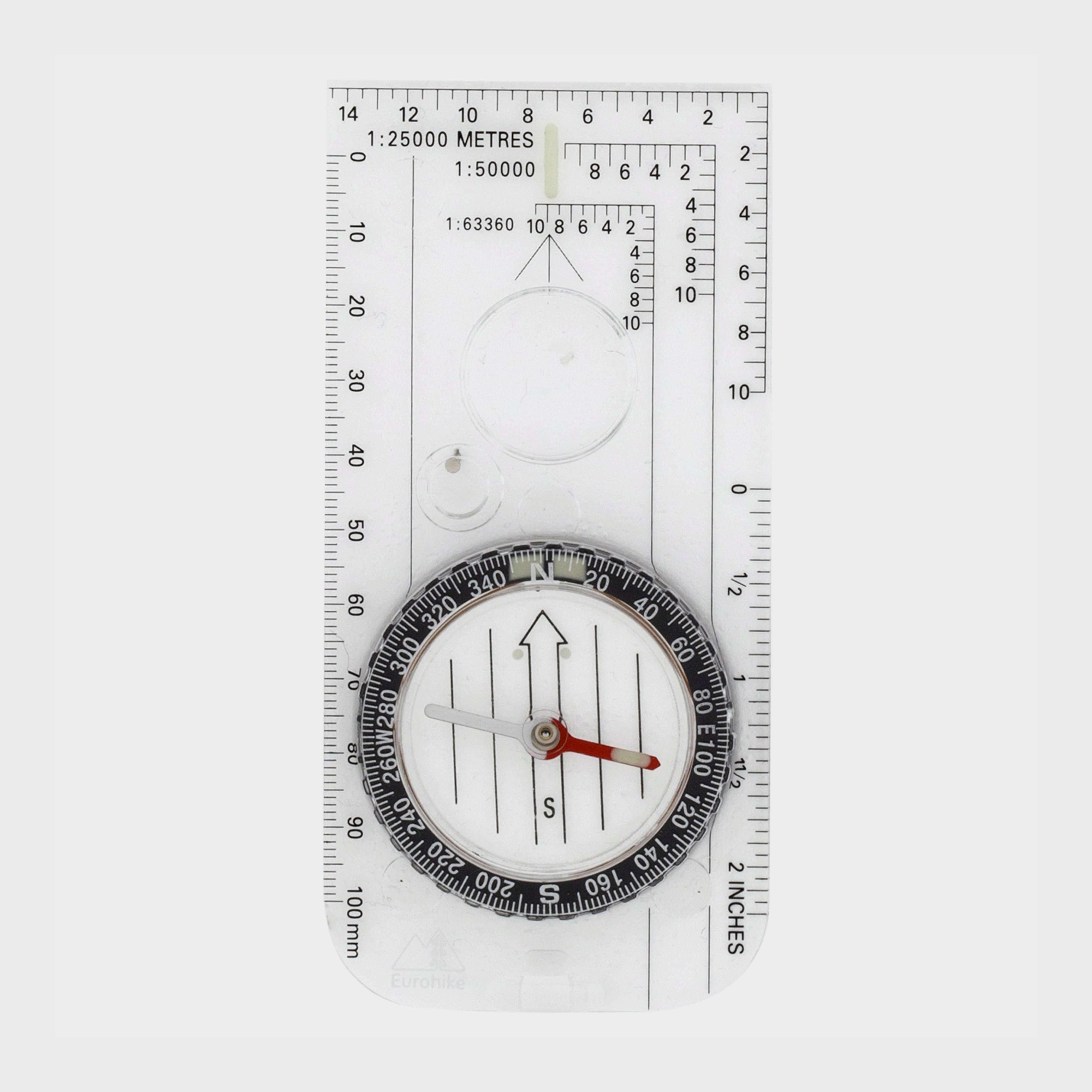 EUROHIKE Navigation Compass