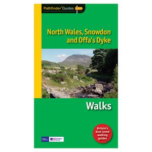PATHFINDER North Wales, Snowdon & Offa's Dyke Walks Guide