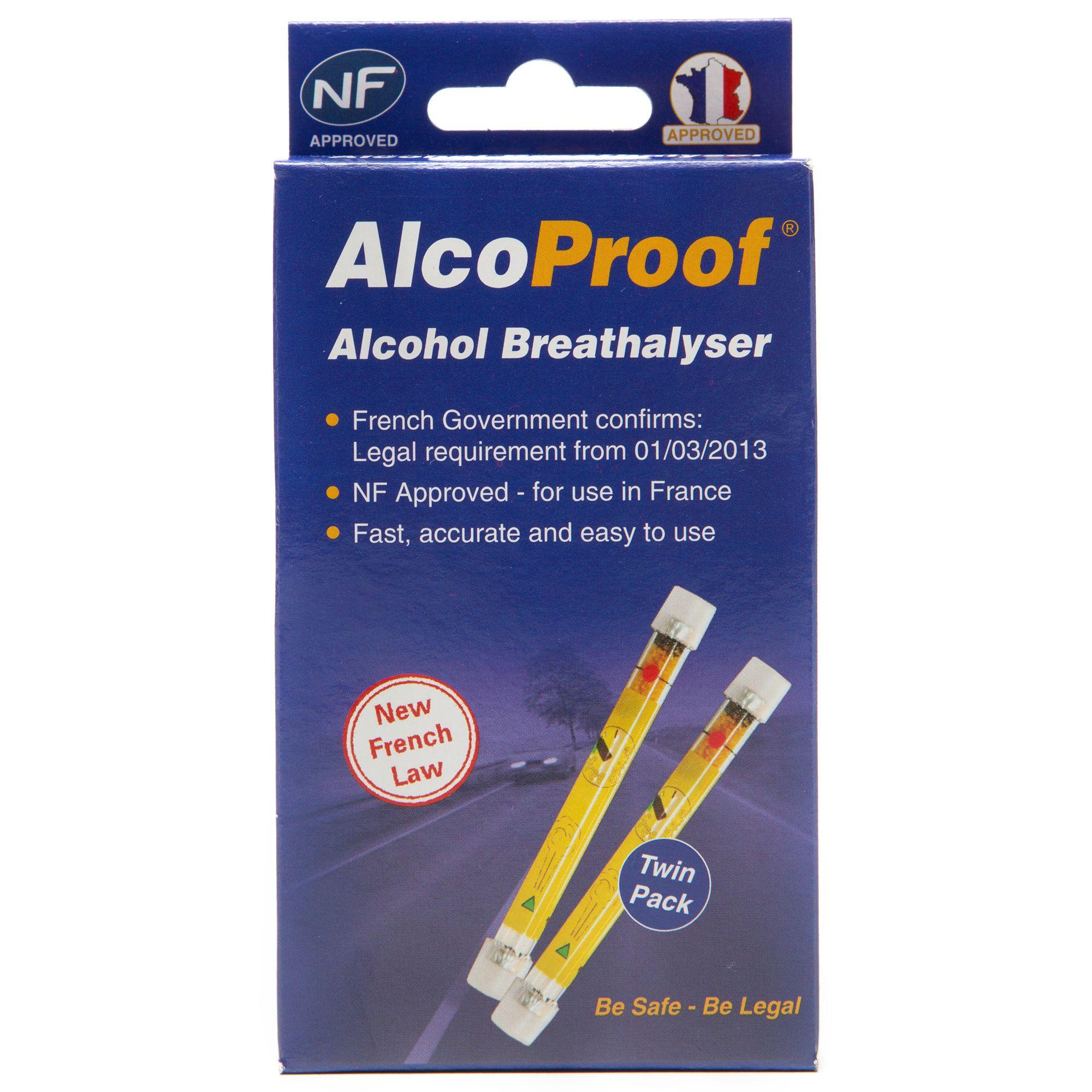 BOYZ TOYS Alcoproof Alcohol Breathalyser