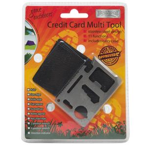 BOYZ TOYS Credit Card Multi-Tool