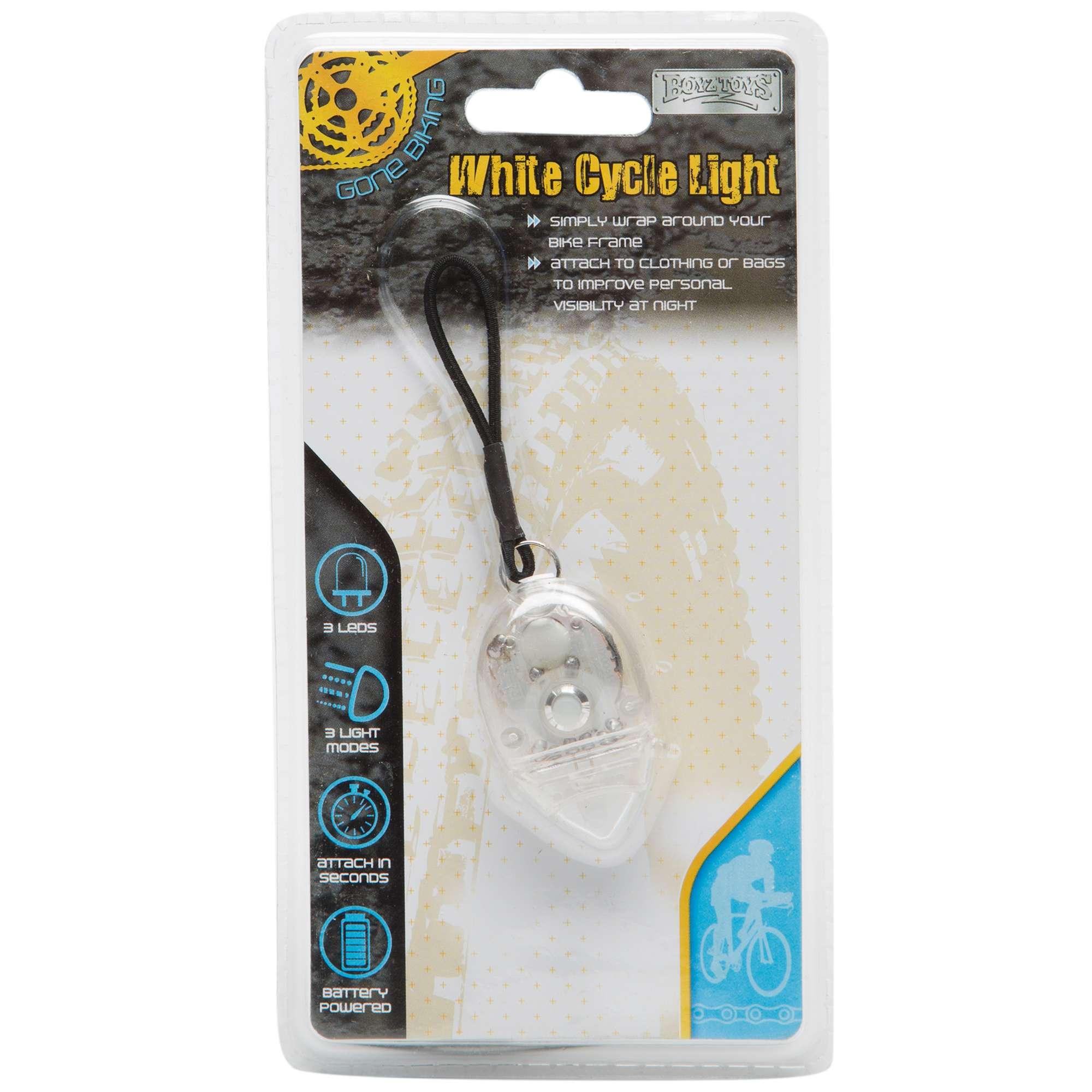 BOYZ TOYS Mouse Cycle Light