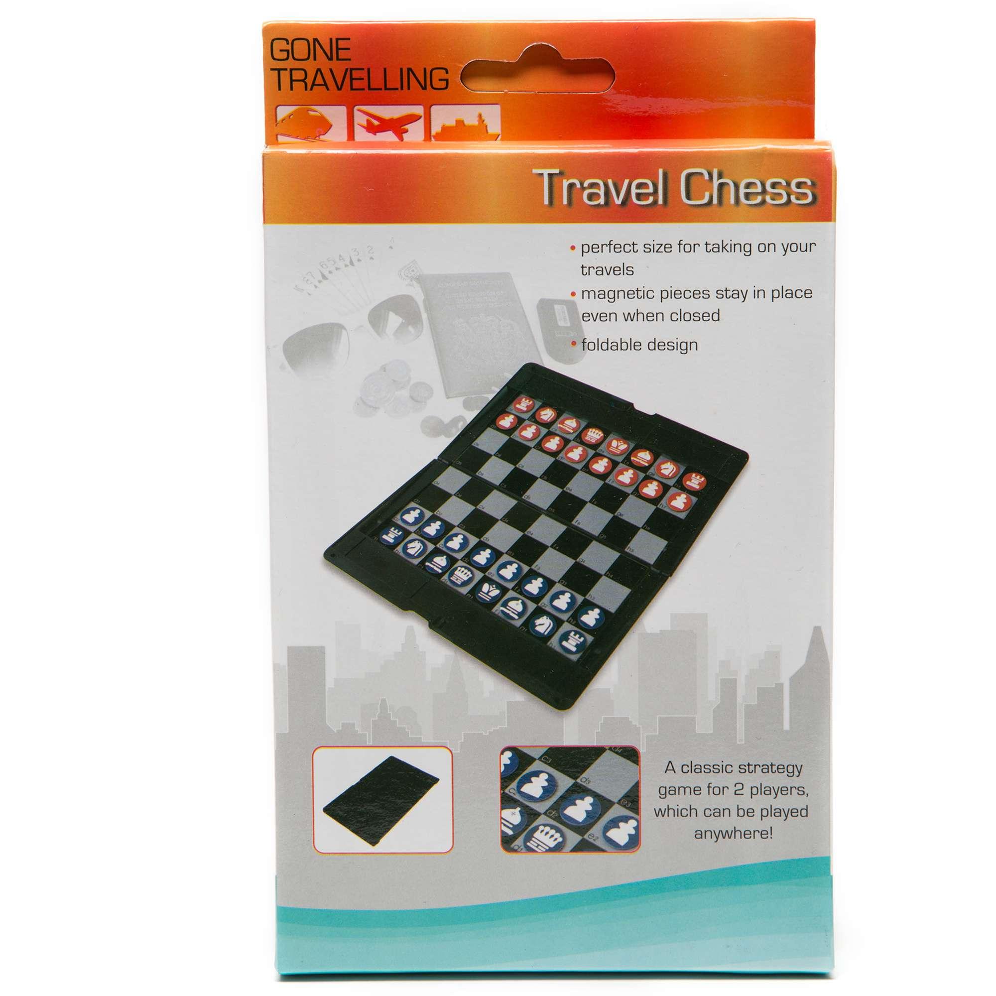BOYZ TOYS Travel Chess