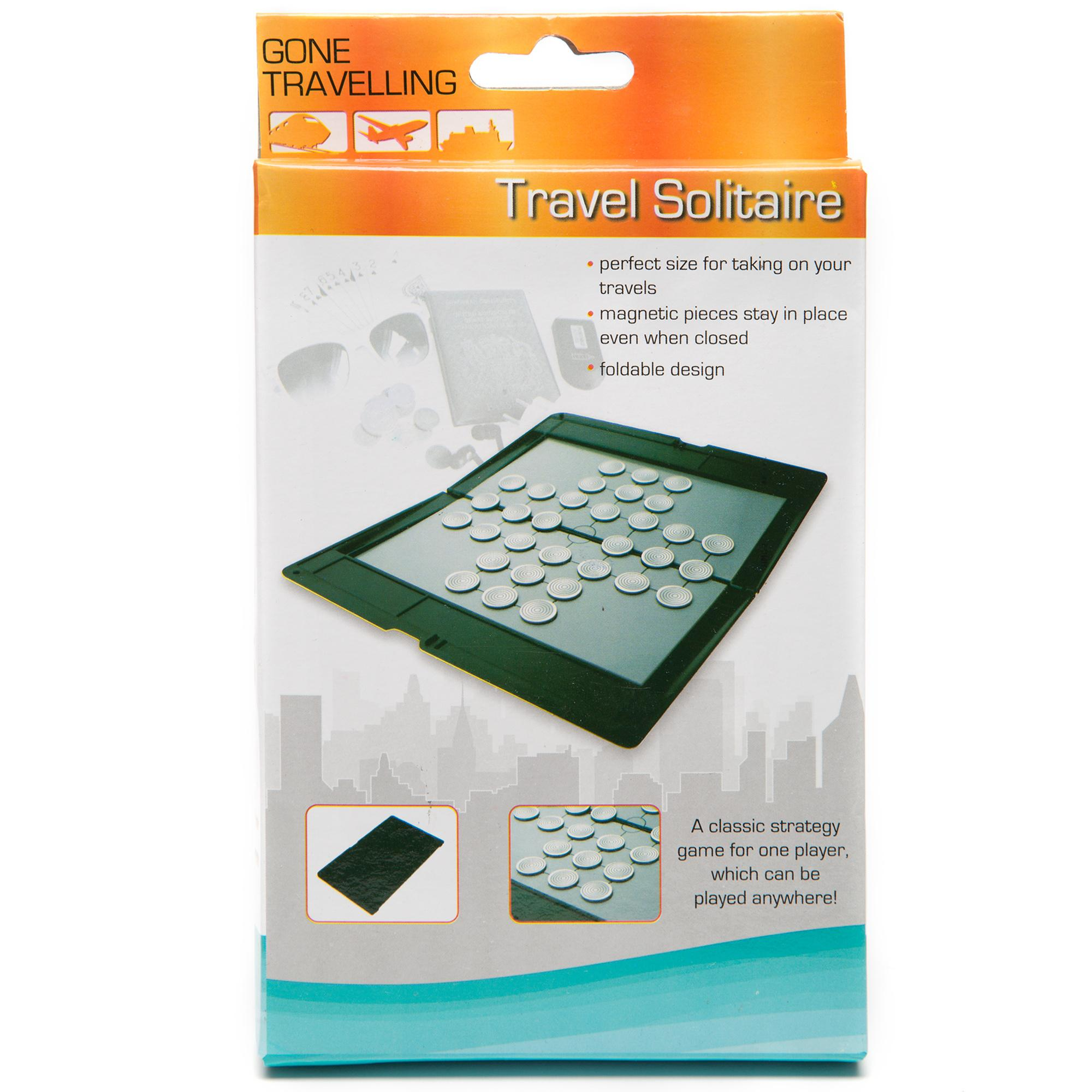 Boyz Toys Travel Solitaire Assorted
