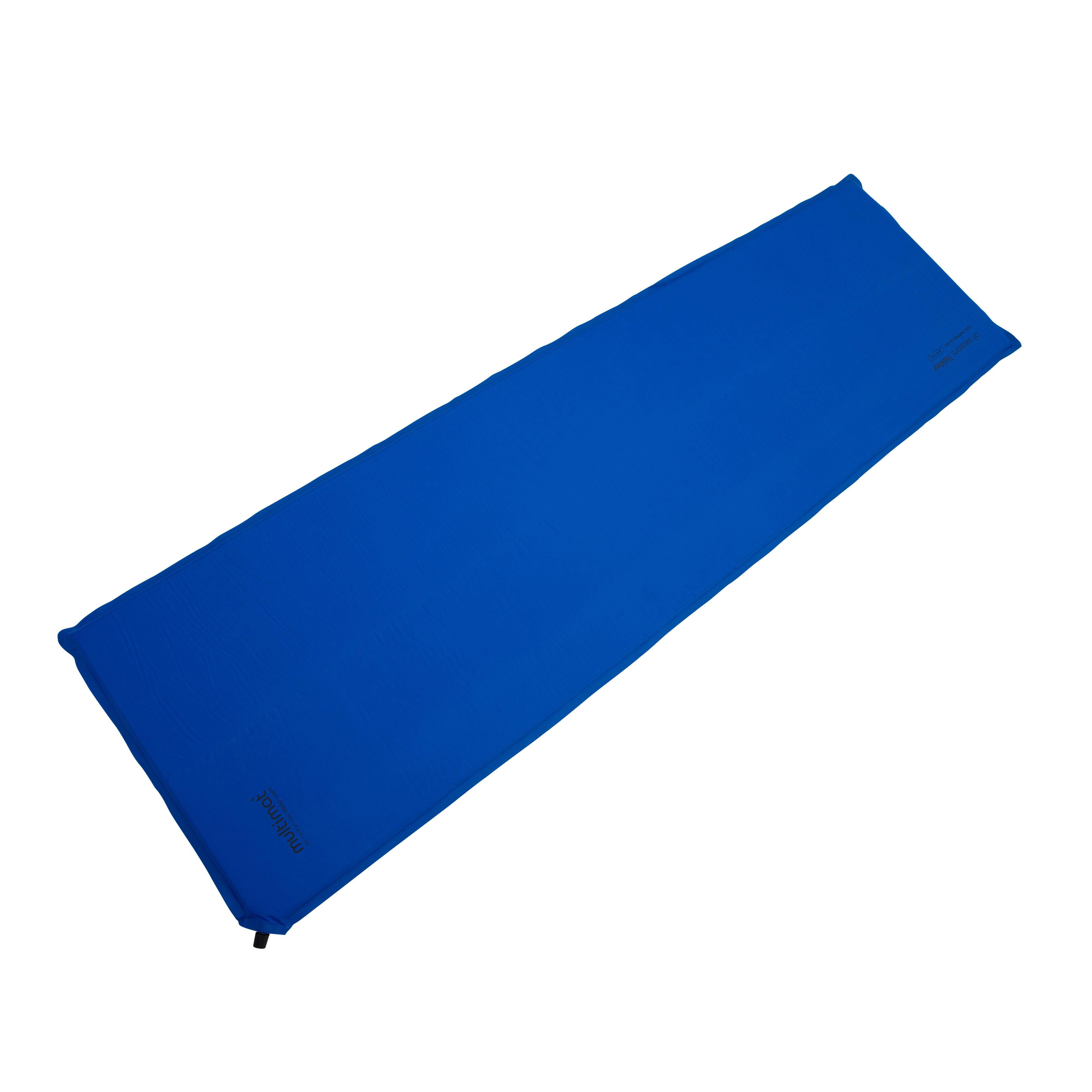 Multimat Trekker 25 Self Inflating Sleeping Mat - Blue  Blue