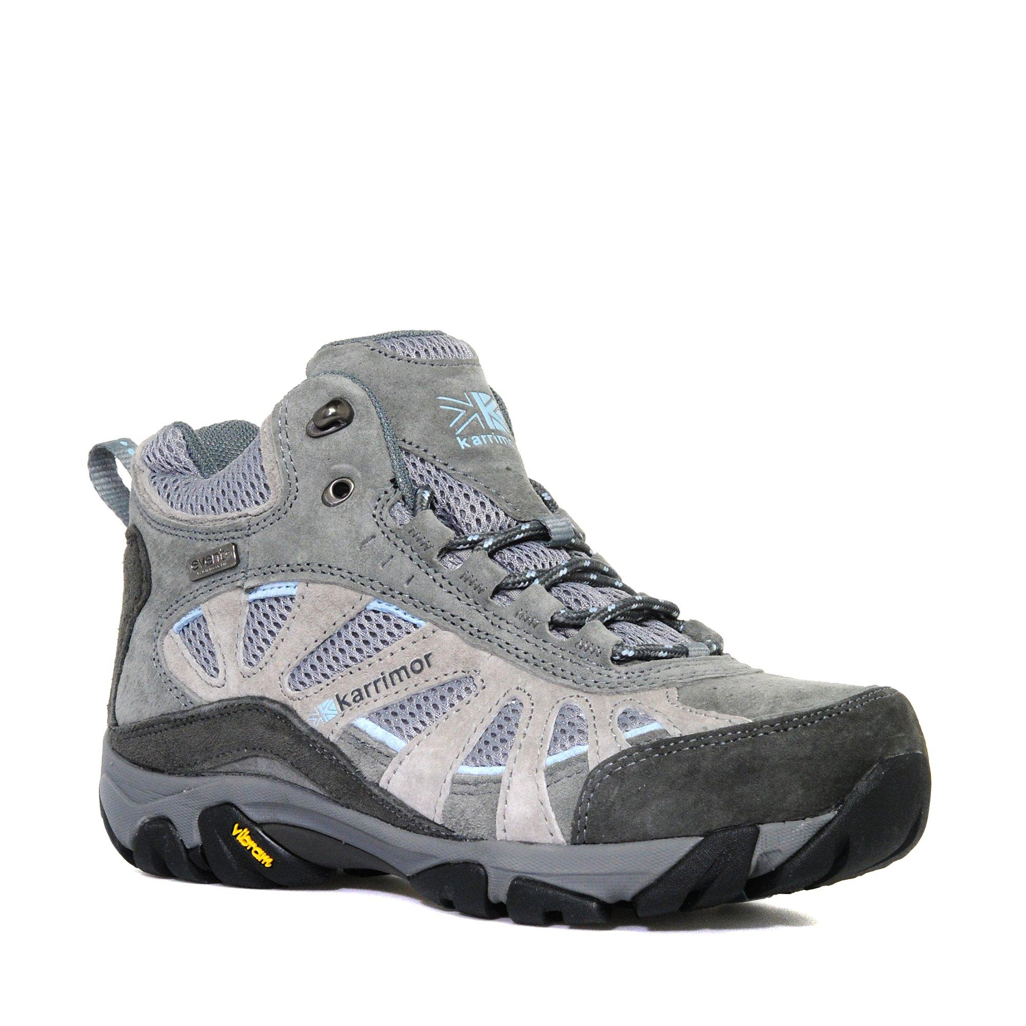 Karrimor Womens Serenity Mid eVent Walking Boot Grey