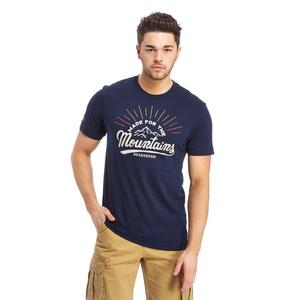 BRAKEBURN Men's Mountains T-Shirt
