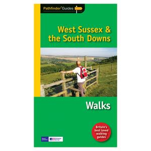 PATHFINDER West Sussex & The South Downs Walks Guide