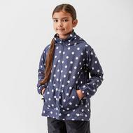 Girls' Moonstone Waterproof Jacket