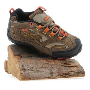 PETER STORM Boys' Merthyr Low Waterproof Hiking Shoe