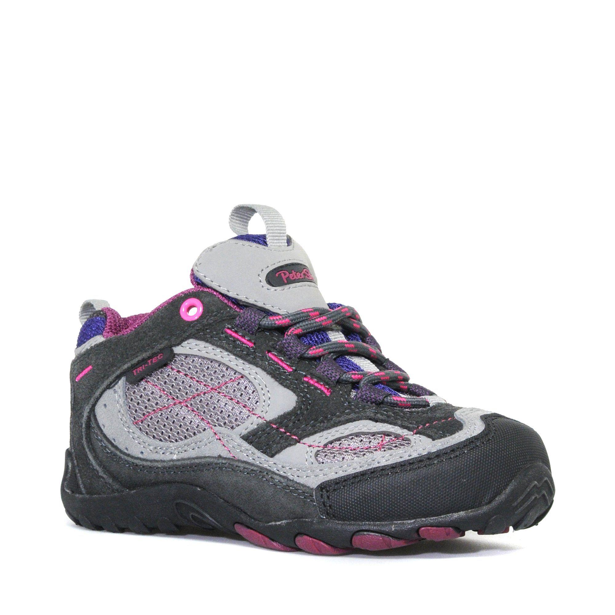 PETER STORM Girls' Merthyr Low Waterproof Hiking Shoe