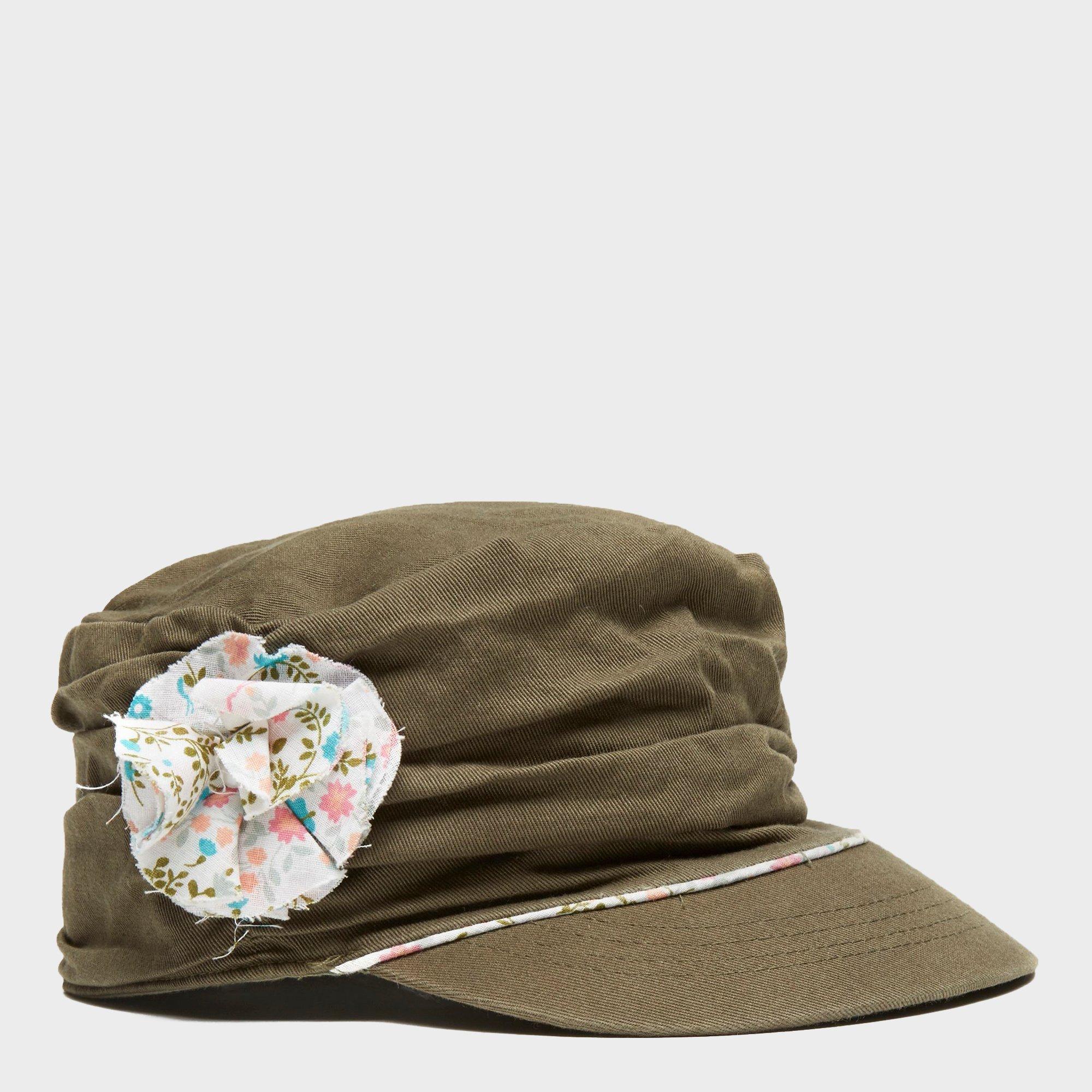 Peter Storm Girls Chrissy Castro Hat Khaki
