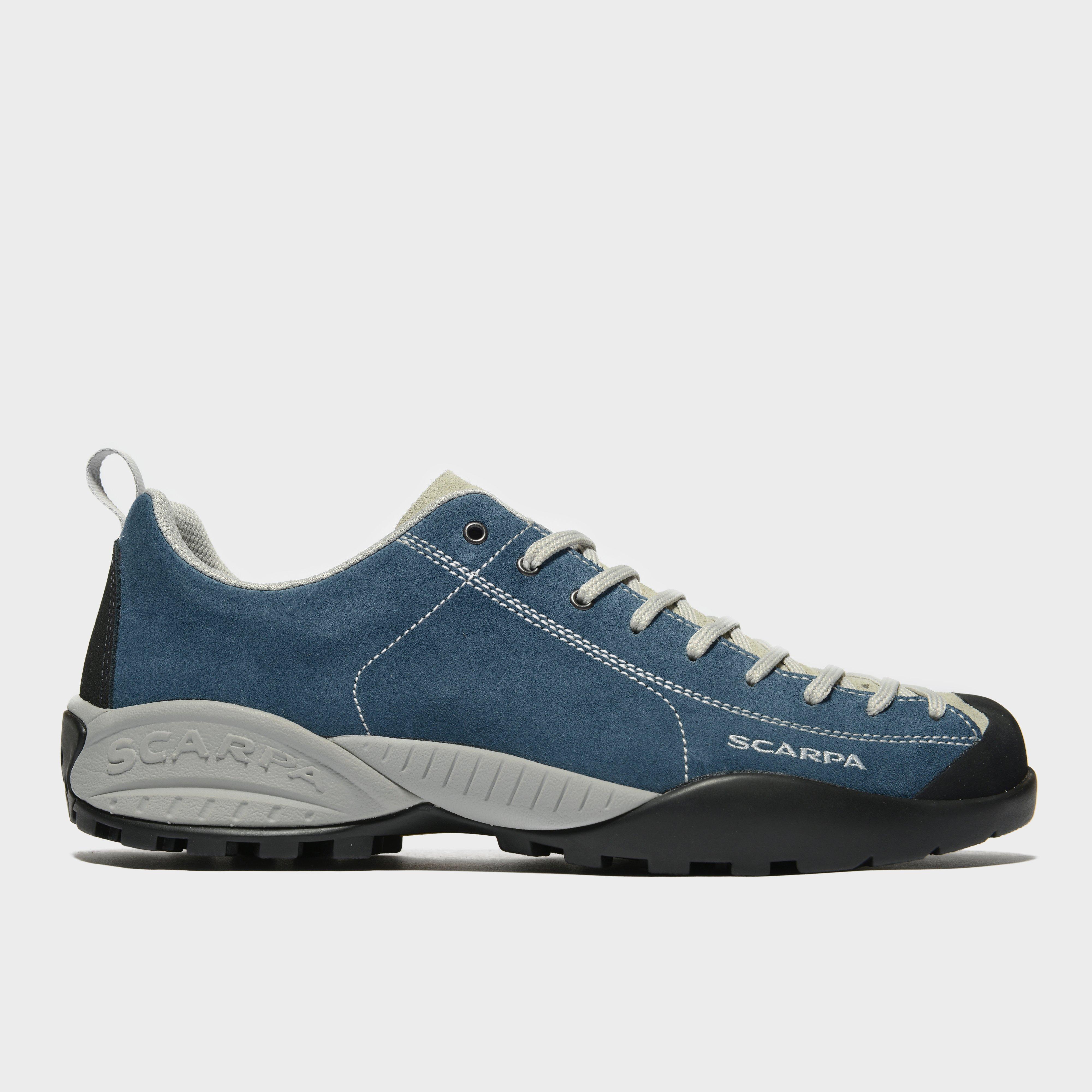 Scarpa Mens Mojito Shoes Blue
