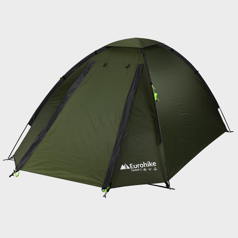 Eurohike Tamar 2 Man Tent  Green Green
