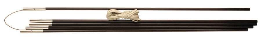 VANGO Fibreglass Pole Set 7.9mm