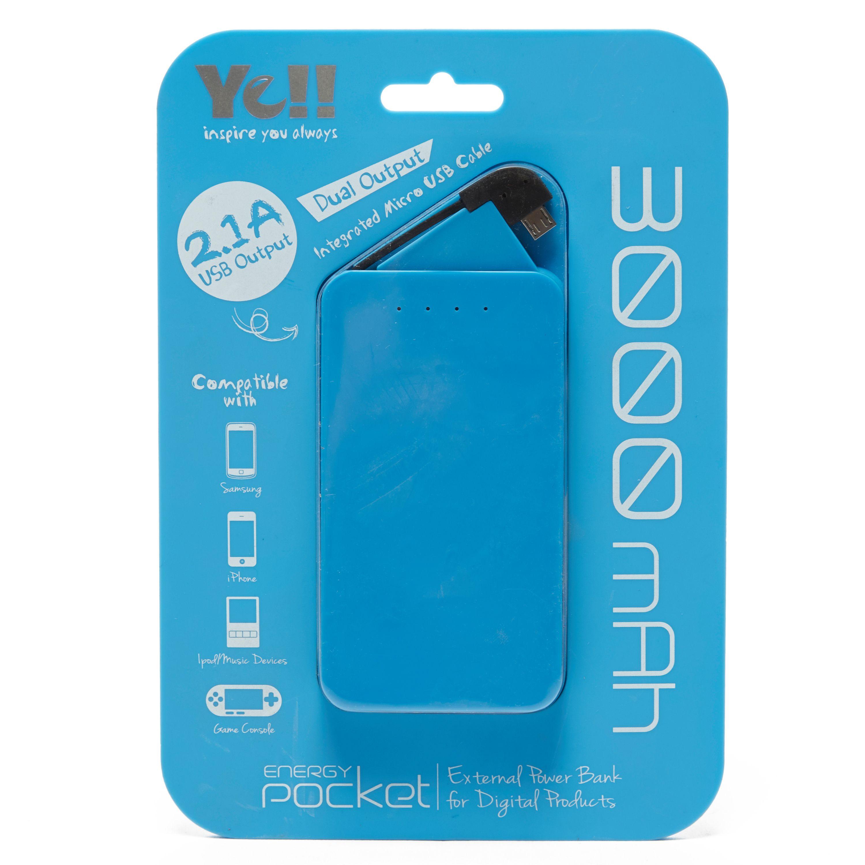 YE Energy Pocket 3 Micro USB Power Bank