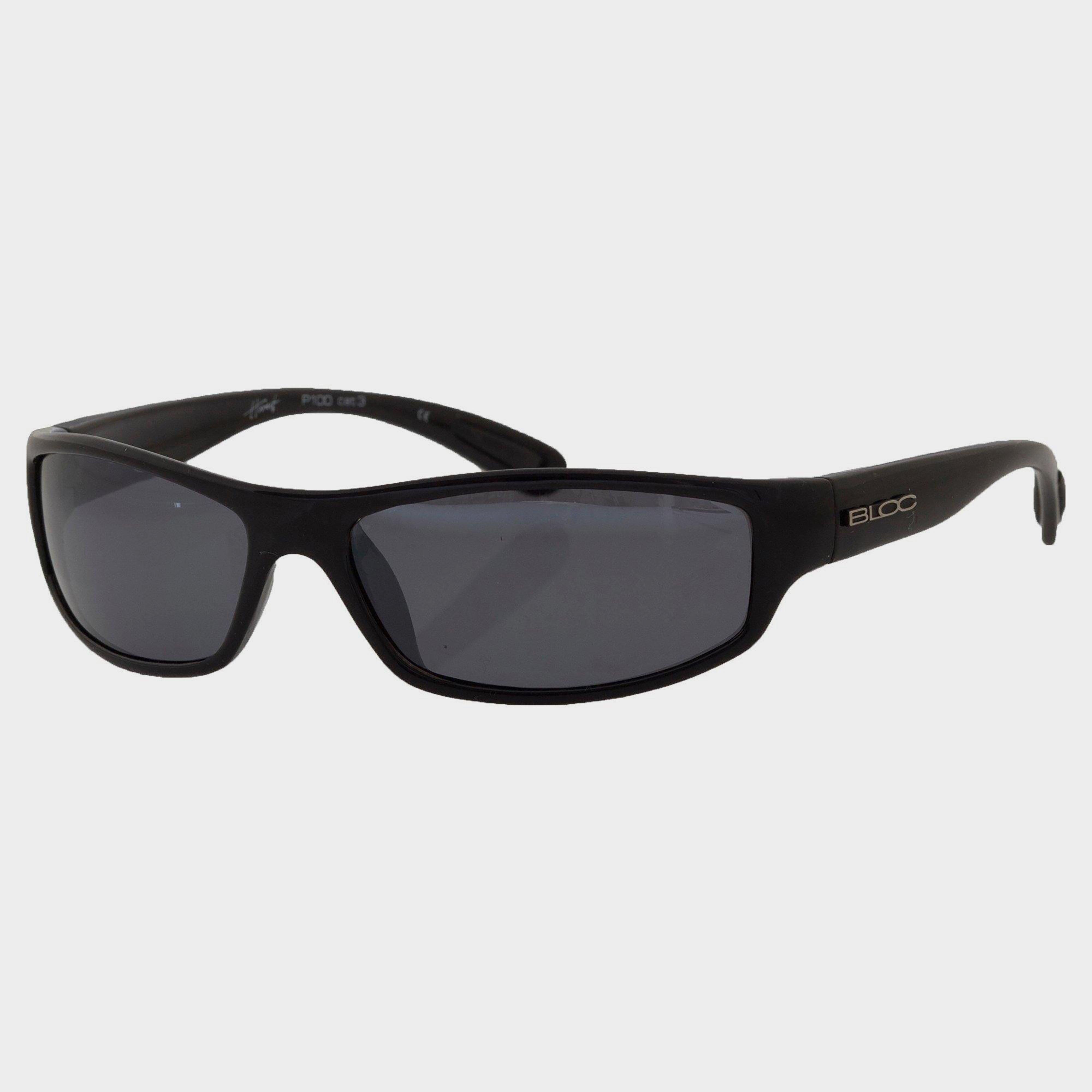 Bloc Hornet Polarised Sunglasses - Black/black  Black/black