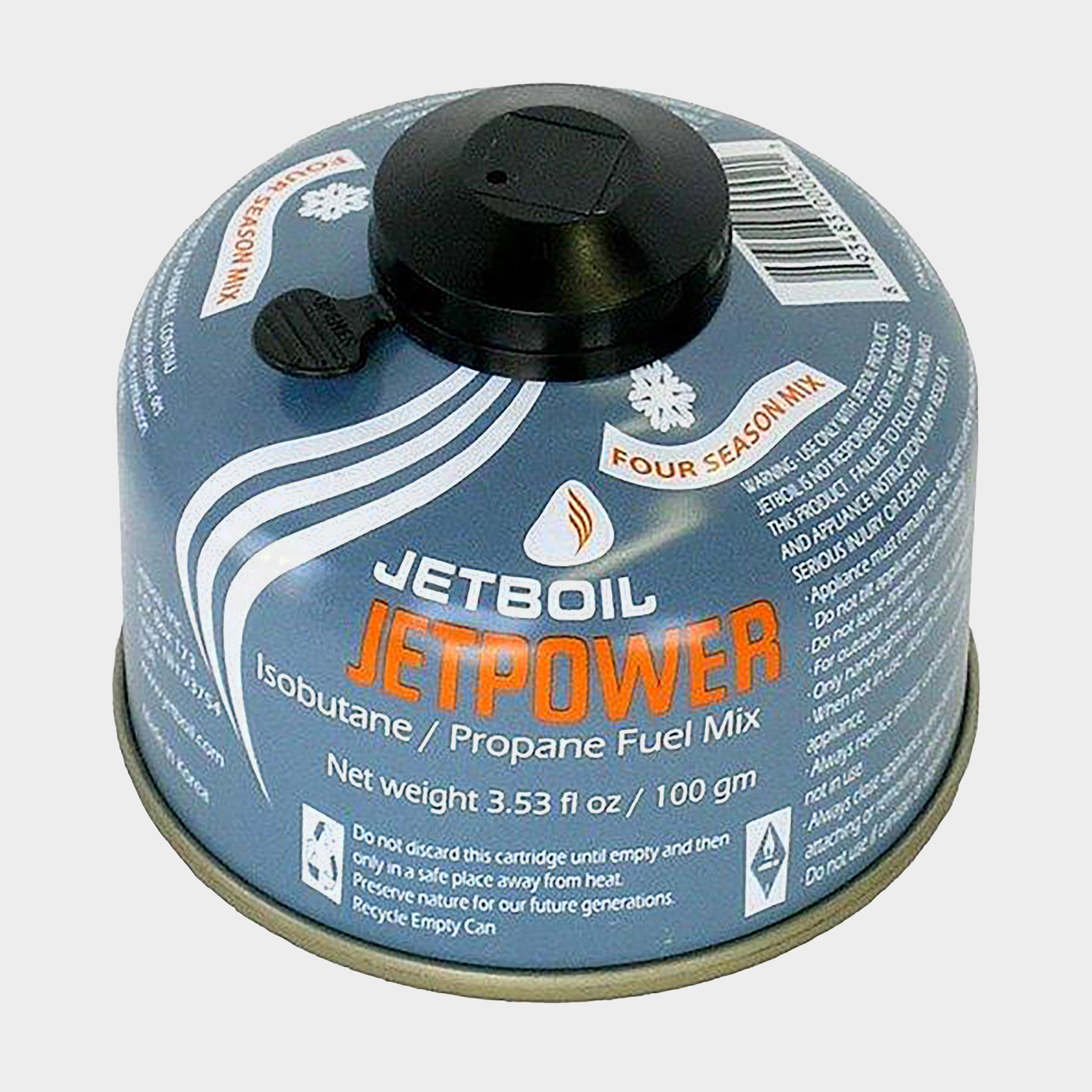 Jetboil Jetpower 100g Fuel Canister - Blue  Blue