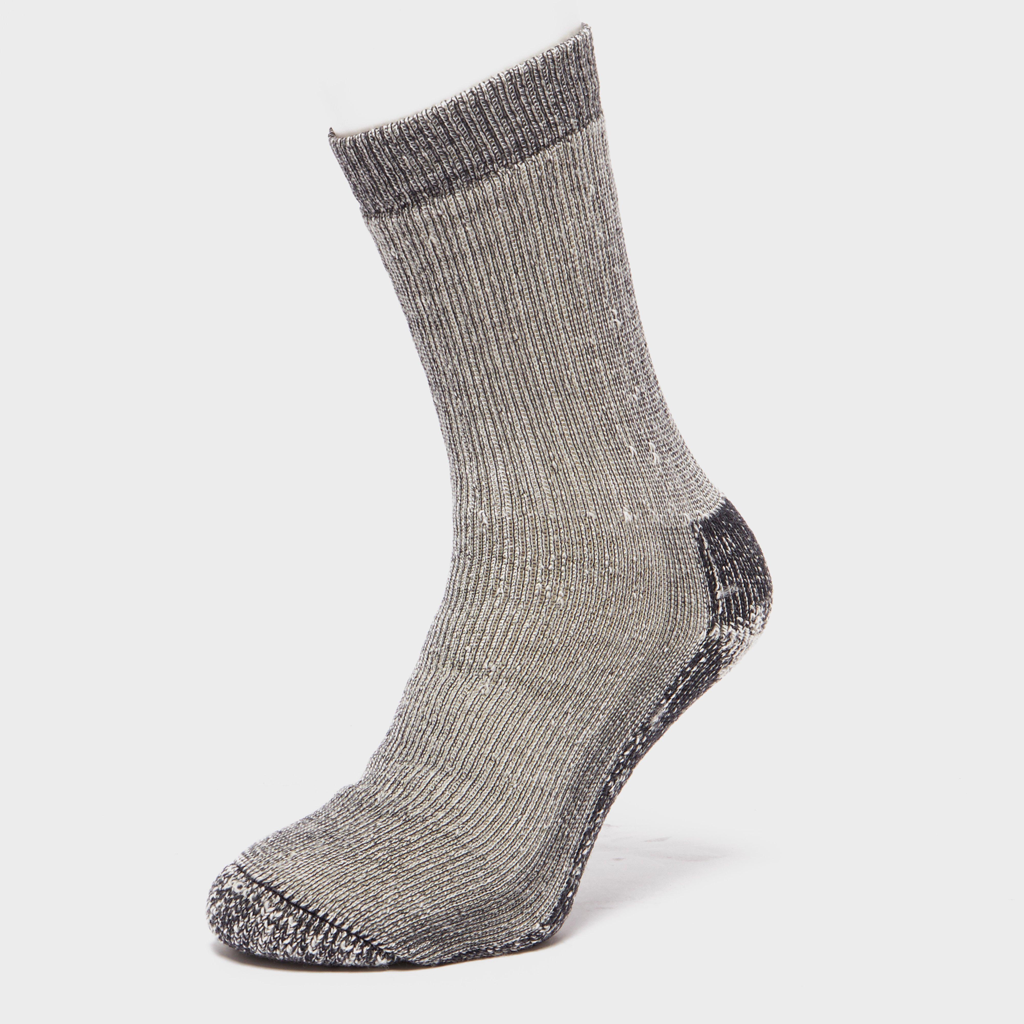 Smartwool Trekking Heavy Crew Socks - Grey, Grey