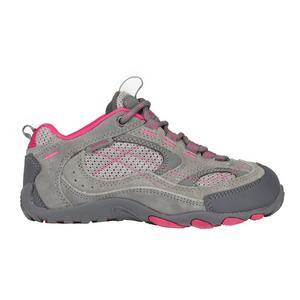 PETER STORM Girl's Merthyr Low Waterproof Suede Hiking Shoes