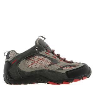 PETER STORM Boy's Merthyr Low Waterproof Suede Hiking Shoes