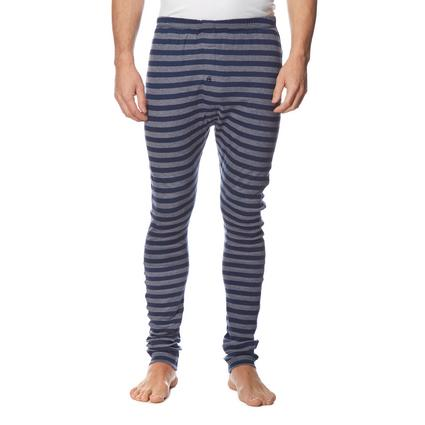 Men's Stripe Thermal Baselayer Bottoms