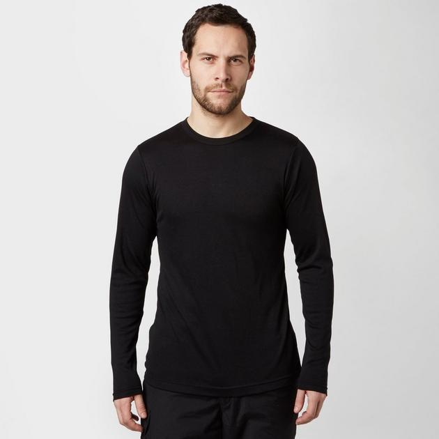 Men's Long Sleeve Thermal Crew Base Layer Top