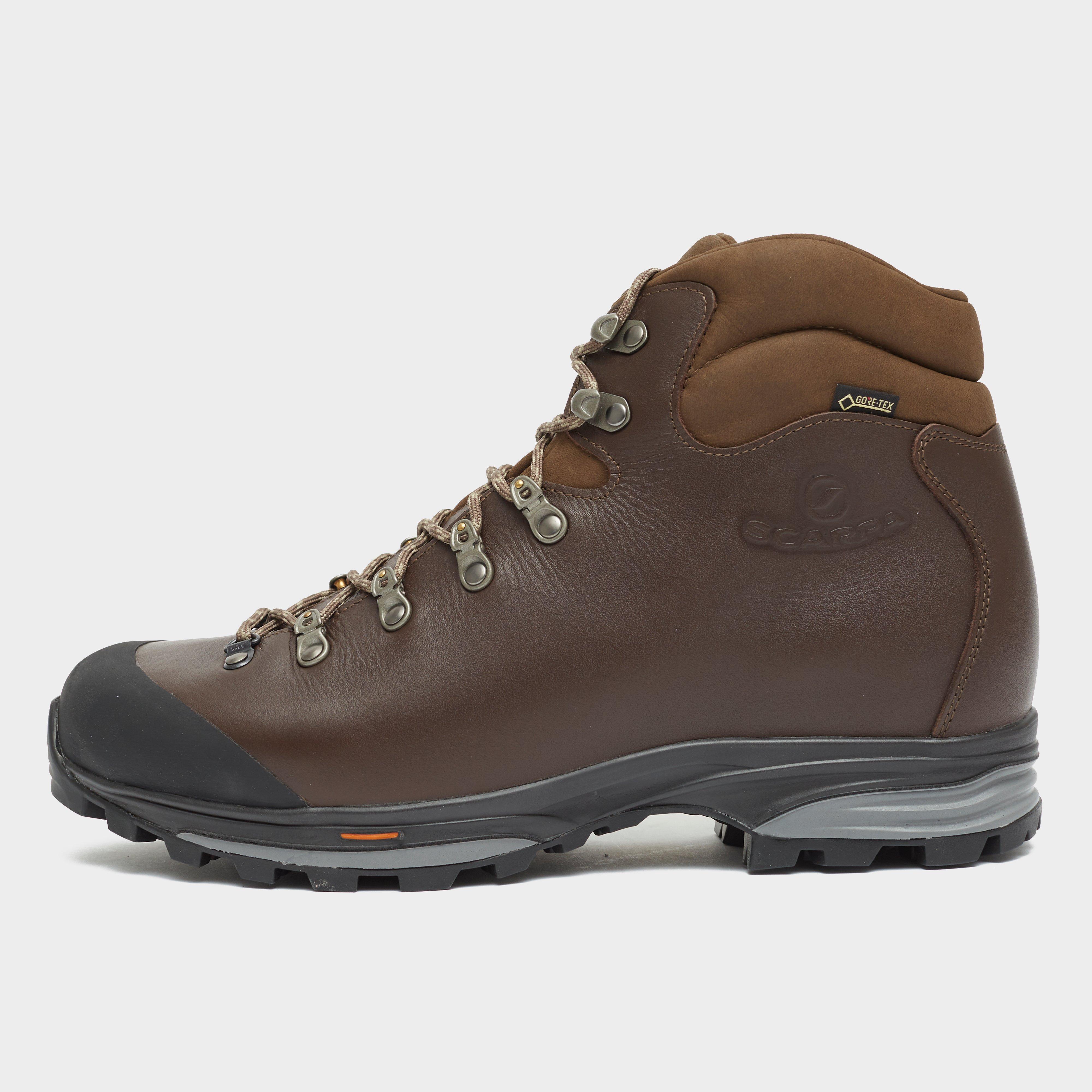 Scarpa Mens Delta Gore-tex  Walking Boots - Brown/brown  Brown/brown