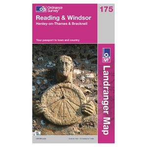 ORDNANCE SURVEY Landranger 175 Map