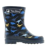 Boy's Dino Wellies