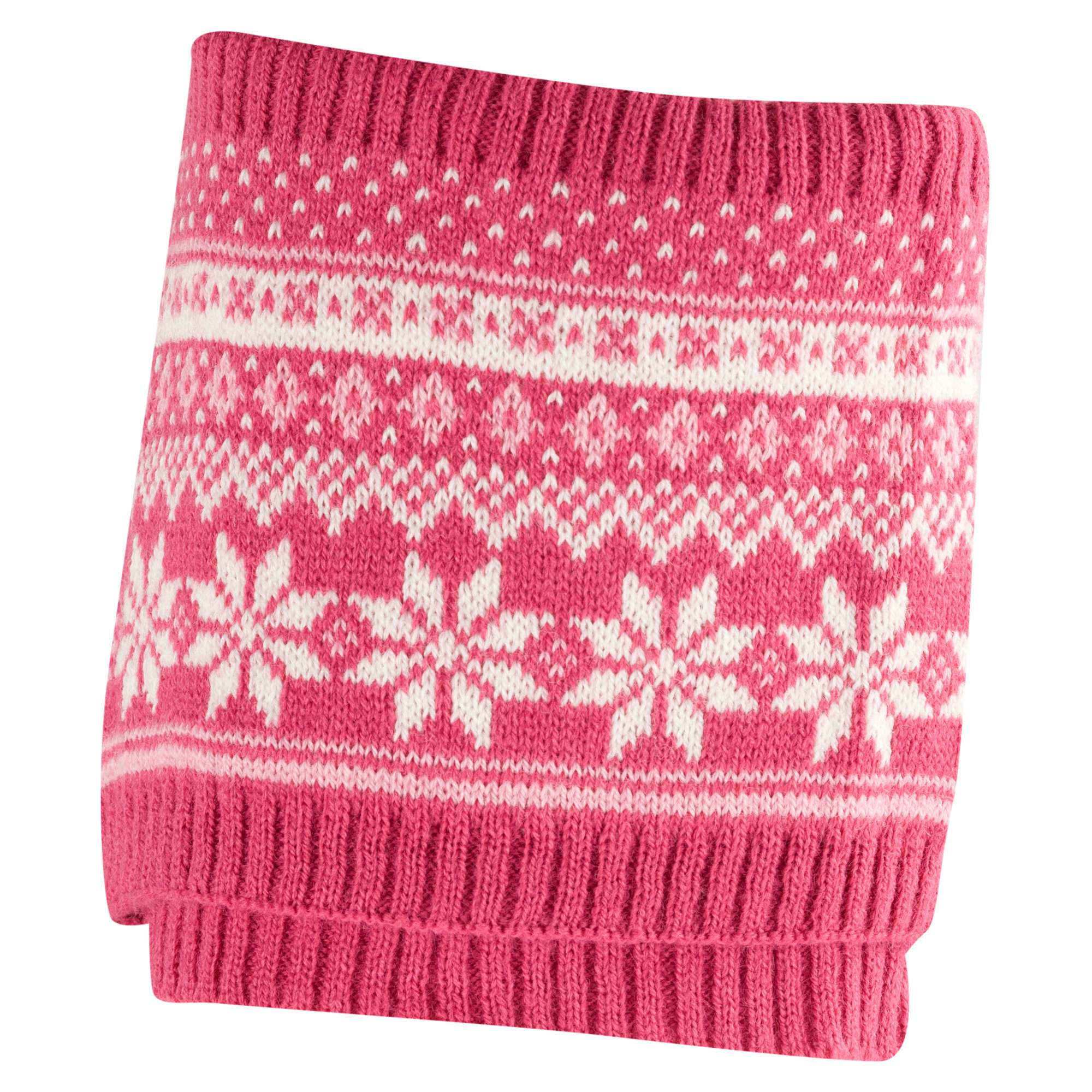 PETER STORM Girl's Fair Isle Boot Toppers