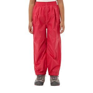PETER STORM Girl's Waterproof Rain Trousers