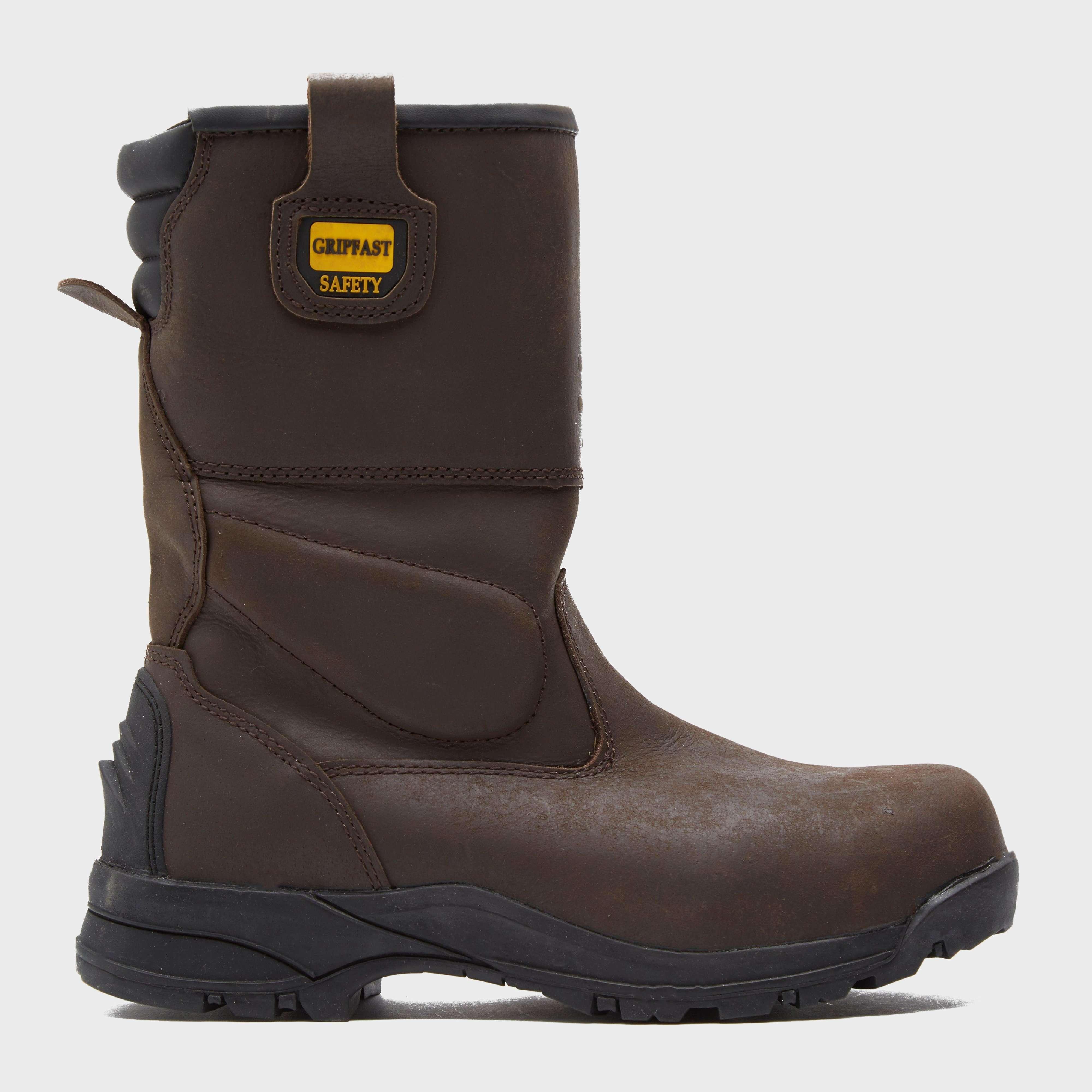 GRIPFAST Men's Rigger Boot Lightening Industrial Shoes
