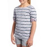 Girls' 3/4 Sleeve Top
