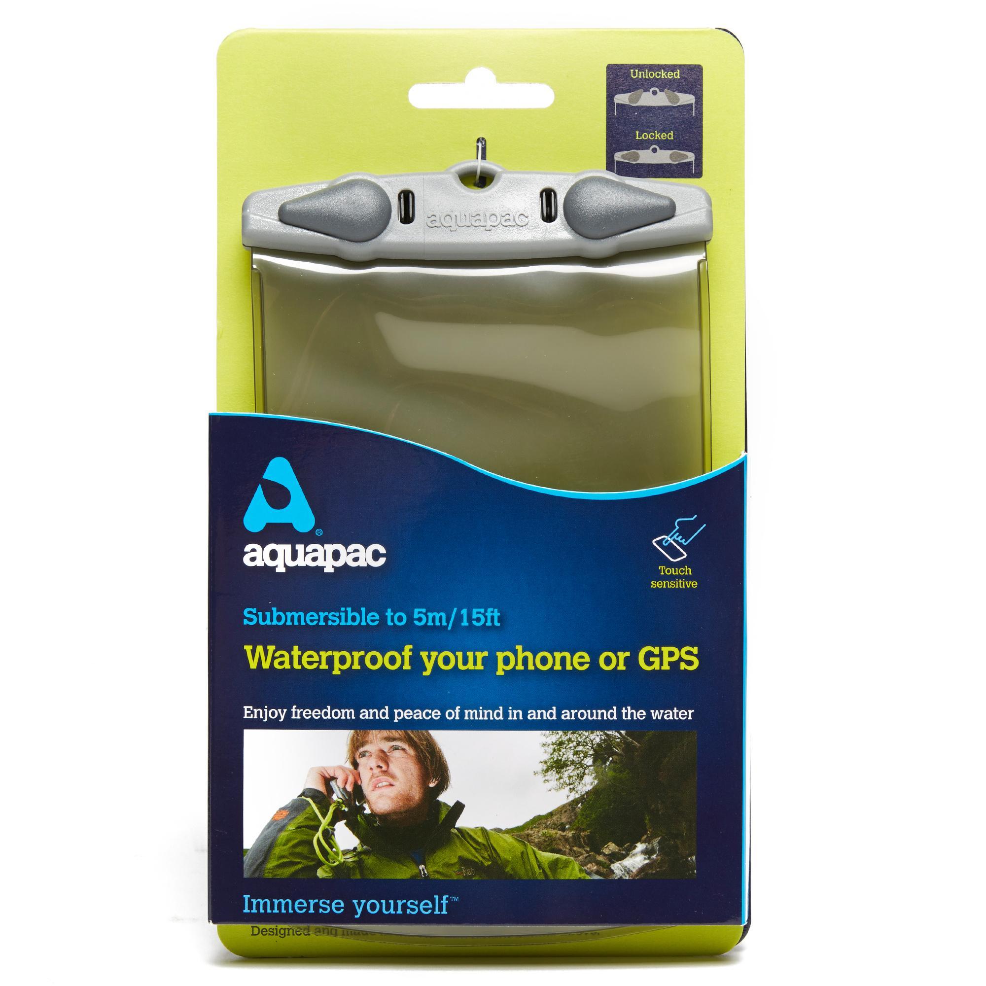 Aquapac Small Whanganui Waterproof Phone Case, Assorted