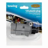 12S 7 Pin Plastic Plug (A0029)