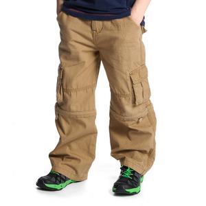 PETER STORM Boy's Zip Off Trousers