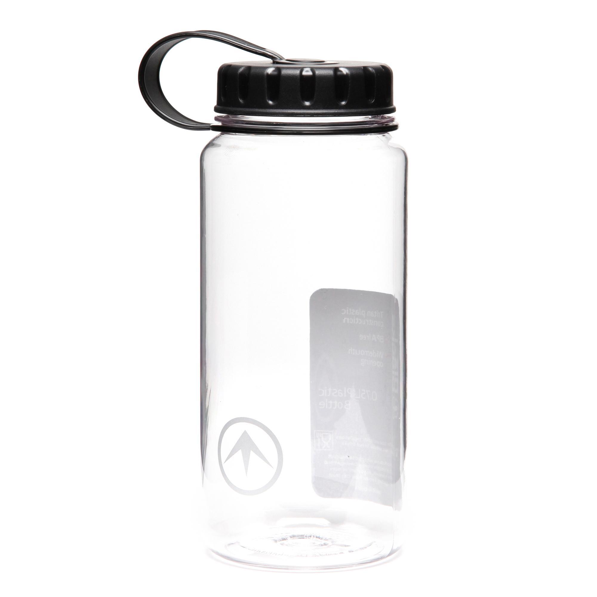 Blacks 0.75L Plastic Bottle, Clear
