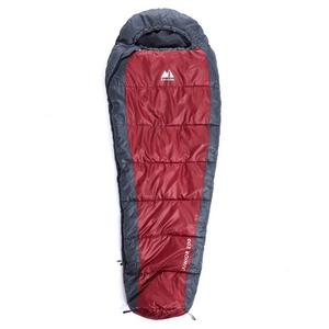 EUROHIKE Junior 200 Mummy Sleeping Bag
