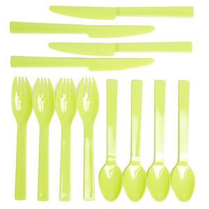 EUROHIKE 12-pce Picnic Cutlery Set
