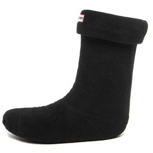 Hunter Women's Short Fleece Welly Sock