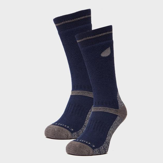 Men's Midweight Outdoor Socks - 2 Pair Pack