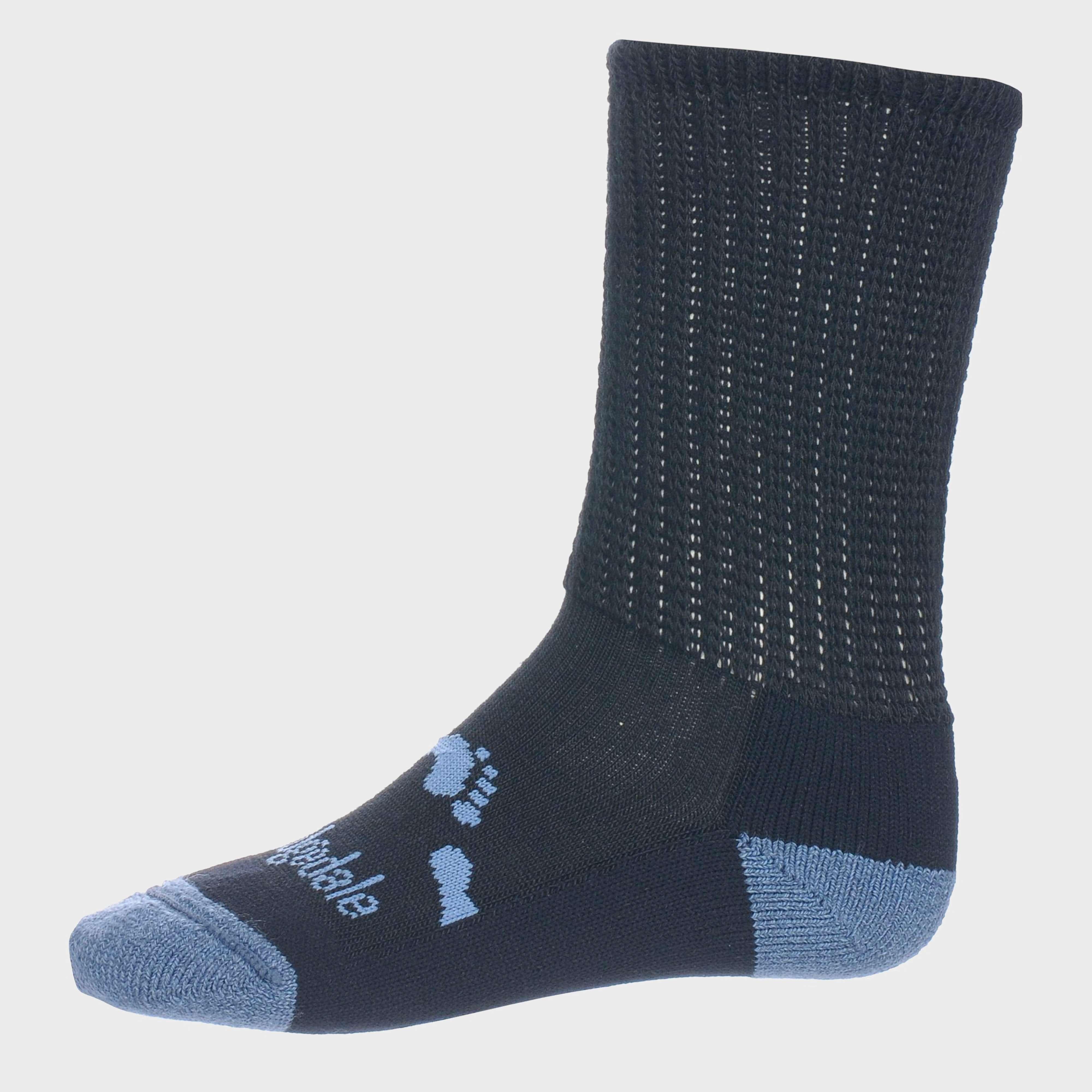 BRIDGEDALE WoolFusion® Trekker Junior Sock