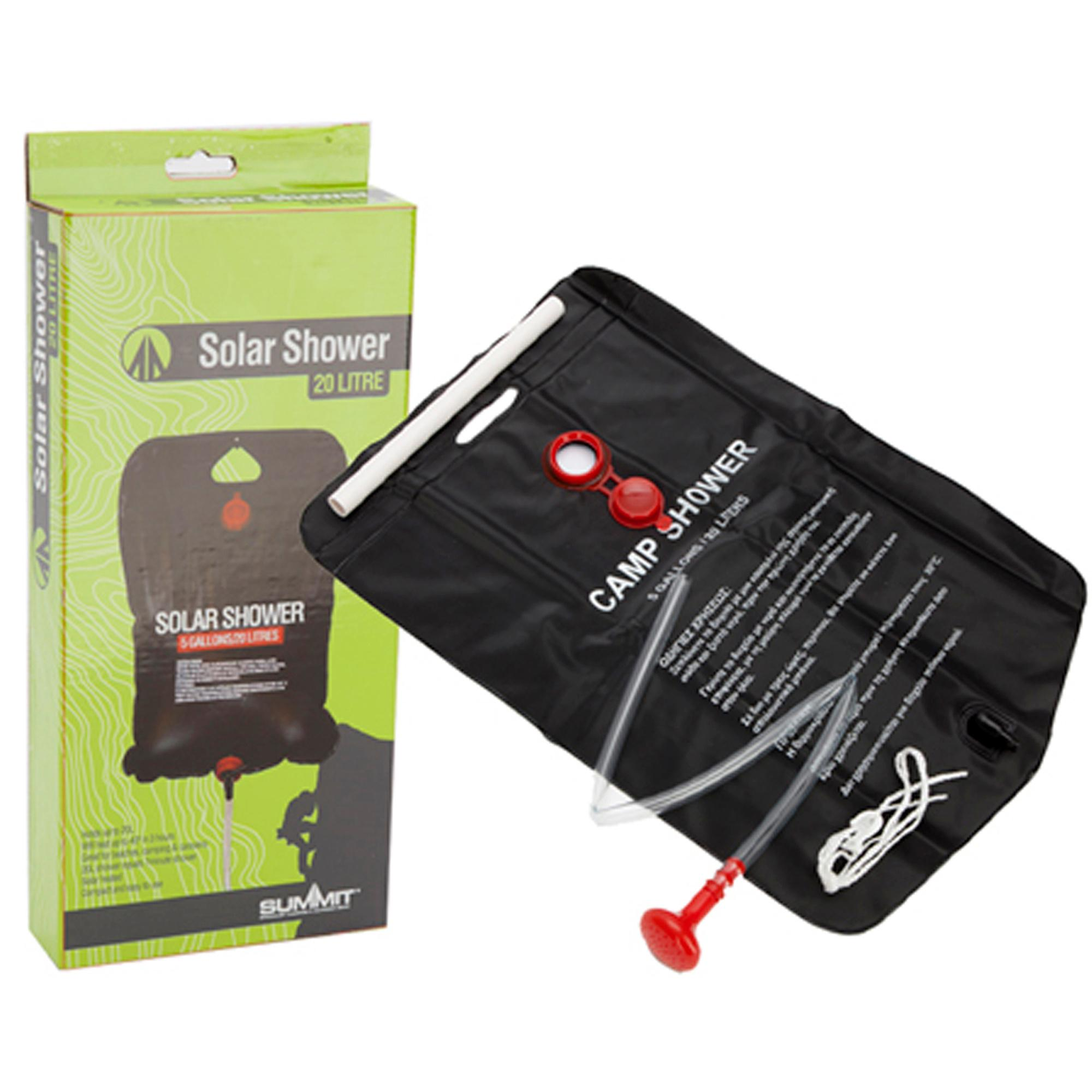 Summit Solar Shower Multi