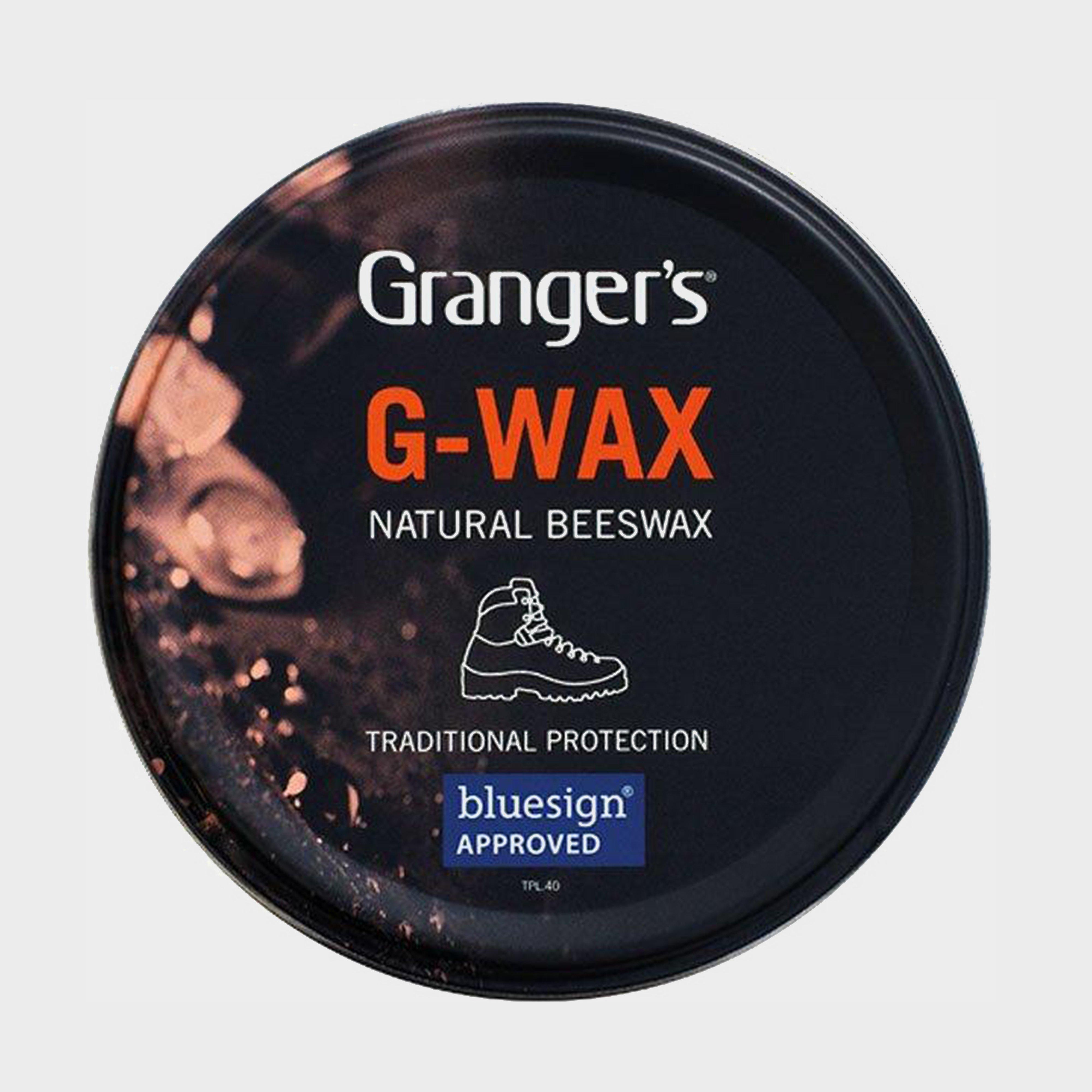 Grangers GWax 80g Tin Black