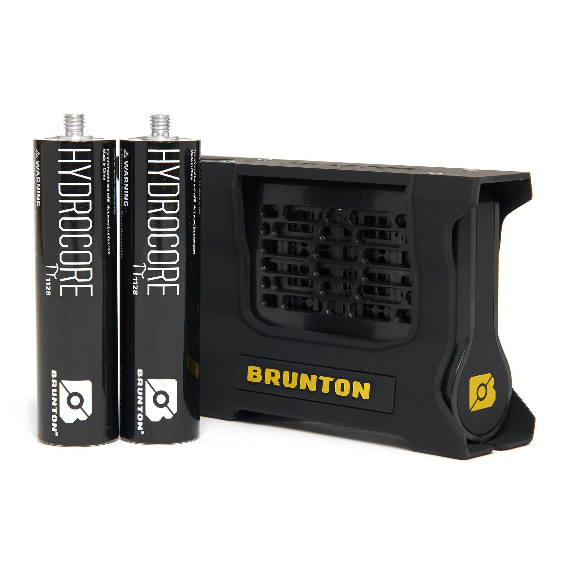Brunton Hydrogen Reactor Portable Charger - Black, Black