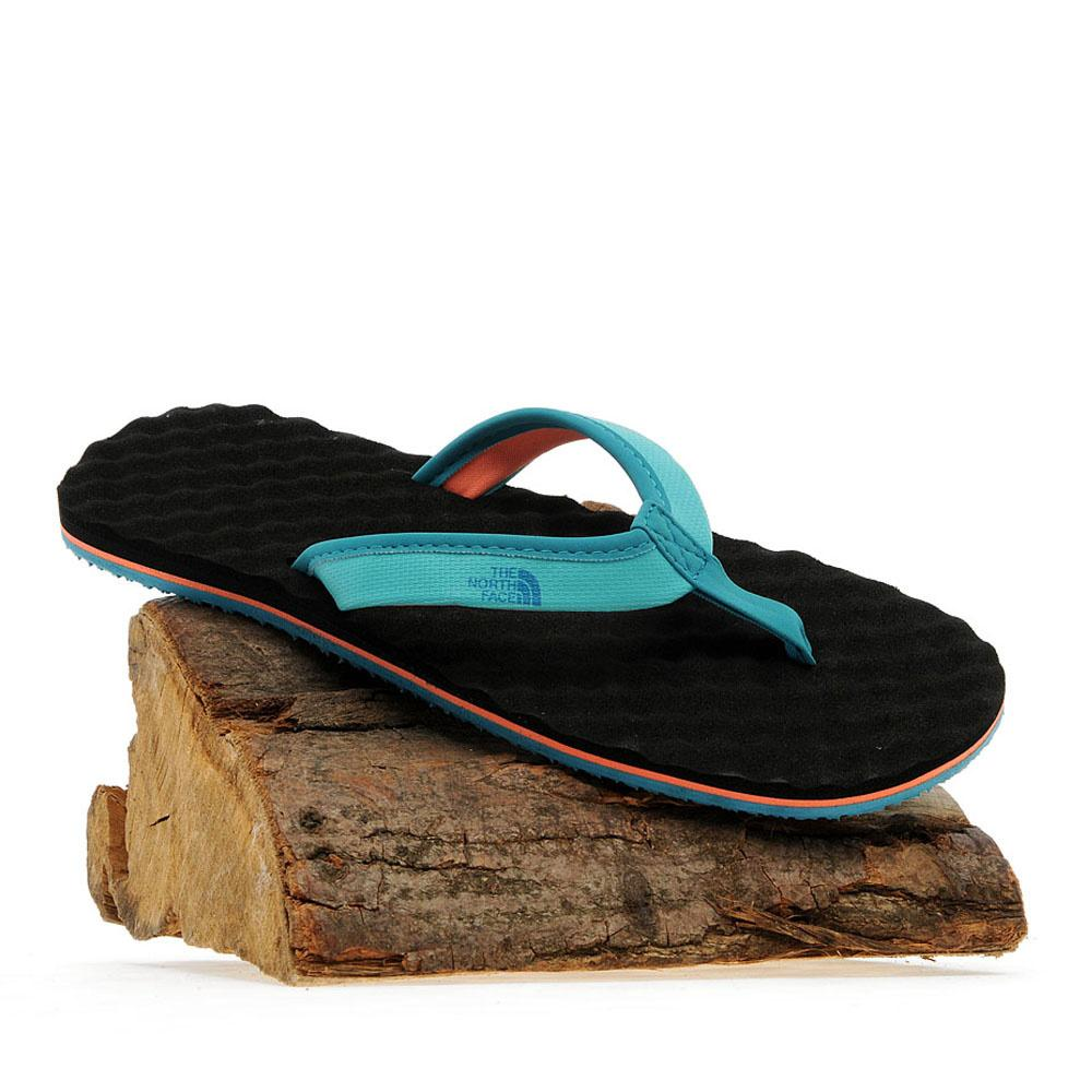 The North Face The North Face Womens Base Camp Mini FlipFlops Blue